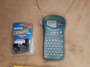 Brother PT85 P-Touch Home and Hobby Labeler WITH 1 REFILL PACK