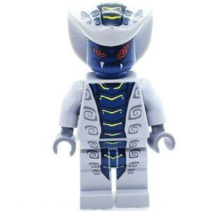 LEGO Minifigure Rattla Serpentine Snake Scout njo033 Ninjago