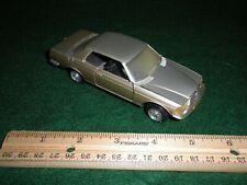 Conrad 1/35 Scale Vintage Diecast - Mercedes Benz 230C 280C 280CE gold