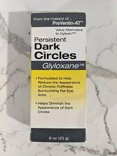 Persistent Dark Circles Glyloxane .8 Oz