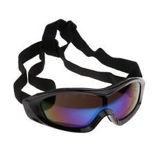 Pet Dog Puppy Sunglasses Anti-UV Sunglasses for Large Medium Dogs Black