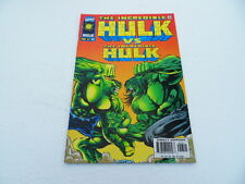 The Incredible Hulk 453 . Marvel 1997 -  VF / NM