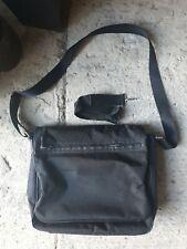Black Laptop, Messenger Bag, Unisex