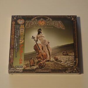 HELLOWEEN - UNARMED Best of 25th anniversary - 2009 JAPAN CD/DVD NEW & SEALED