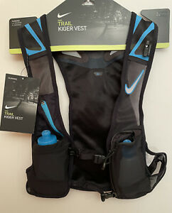 $185 Nike Trail Kiger Running Vest Safety/Reflective/Multi+Dry Pockets
