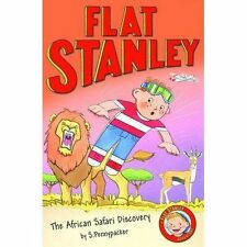 Jeff Brown's Flat Stanley: The African Safari Discovery, Greenhut, Josh, New Boo