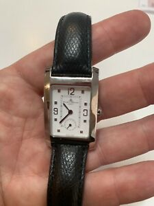 Baume Mercier Stainless Steel Hampton Sub Seconds Dial Watch