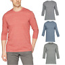 Under Armour UA Men's Threadborne Siro Utility 3/4 Sleeve Gym T-Shirt - New