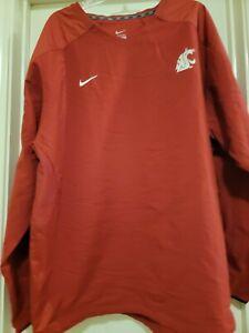 Nike Washington State Cougars NCAA Size XXL 2XL Pullover