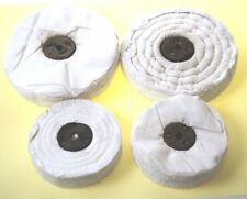 Set of 4 Polishing Mops Wheels - FANTASTIC BUNDLE- From Chronos