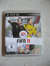 FIFA 11 (Sony PlayStation 3, 2010)- Fußballspiel Fussball Simulation Topspiel