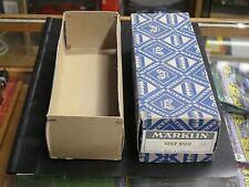 MÄRKLIN HO 1/87ème : BOITE VIDE / LEHRE SCHACHTEL / BOX EMPTY POUR Réf. 5100