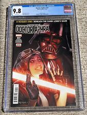 Start Wars: Doctor Aphra #37 – Marvel Comics 2019 – CGC 9.8 NM/MT
