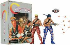 """CONTRA BILL AND LANCE 2 FIGURE PACK  Brand new Neca 7"""""""