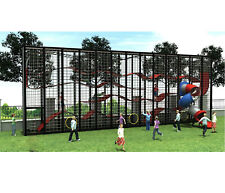 55'x45'x30' Playground & 4,500 sqft EPDM Flooring Package Special #1 We Finance