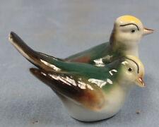 schwalben vögel gemarkt figur porzellanfigur porzellan vogel