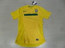 1583 NIKE M BRASIL BRASIL CAMISETA AUTÉNTICA CAMISETA CONFEDERACIONES CUP 2013
