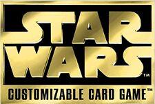 Star Wars CCG Dagobah BB At Peace SWCCG Rare Card