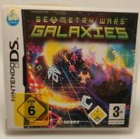 Geometry Wars - Galaxies Nintendo DS, NDS, 2DS / 3DS Spiel mit Hülle CiB
