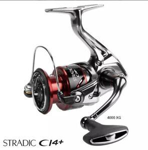 Shimano Stradic C14+ 4000XG-B Malasia