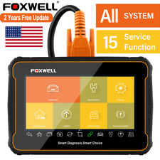Android WIFI Full System OBD2 Code Reader Diagnostic Scanner Tablet Foxwell GT60