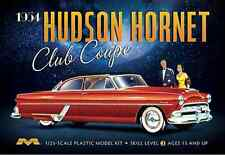 Moebius Models [MOE] 1:25 1954 Hudson Hornet Coupe Plastic Model Kit MOE1213
