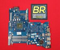 HP 15-BA009DX 15-BA Laptop Motherboard 854965-601 AMD A6-7310 2.0GHz *AS IS*