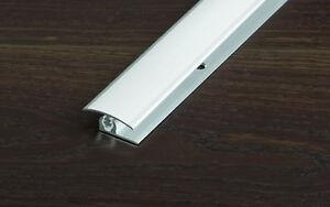 Proline Proclip Übergangsprofil, 6,5 - 18mm, 90cm versch. Metall- und Holzfarben