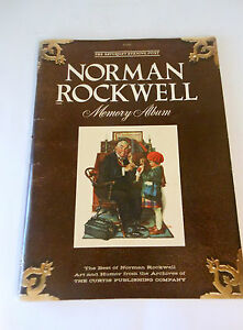 """Norman Rockwell """"The Saturday Evening Post"""" Vintage 1979"""