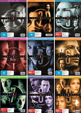 The X-Files Season 1 - 9 (DVD, 55 Disc-Set) NEW
