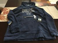 WOMENS Nike PENN STATE NITTANY LIONS SWEATER Pullover M MEDIUM NWT