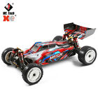 Wltoys 104001 1/10 2.4G 4WD 45km/h High Speed Off-Road Climbing Truck RC Car