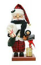 Christian Ulbricht Decorative Scottish Santa Nutcracker