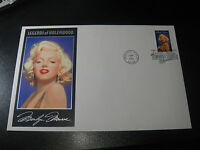 USA 1995 Sc#2967 Legends of Hollywood Marilyn Monroe Large Size FDC