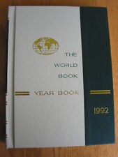 The World Book Year Book Encyclopedia 1992 Review of Events