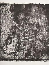 GHELLINCK XXe GRAVURE ORIGINALE ECOLE FLAMANDE BELGIQUE POST EXPRESSIONNISME f