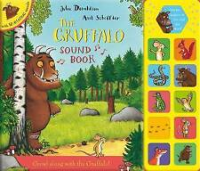 The Gruffalo Sound Book by Julia Donaldson 9780230748668 (Novelty book, 2010)