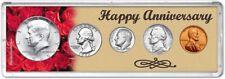 Happy Anniversary Coin Gift Set, 1965