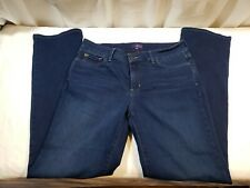 Not Your Daughter's Jeans Size 12 Mid Rise Straight Leg EUC