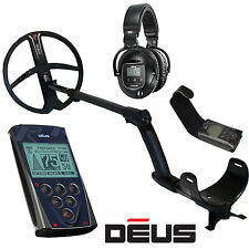 "XP Deus Full V4 with 11"" Coil, Remote & WS5 Headphones"