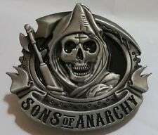 Sons Of Anarchy Buckle Extent Designs & Quality Amazing Styles New Look At Photo