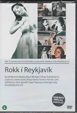 Rock in Reykjavik DVD Brand new and sealed (with Björk ) Brand new. English subs