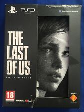 The Last of Us Édition Elie Collector Sony PlayStation 3