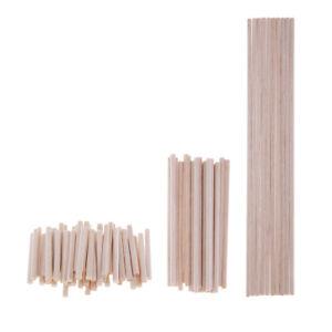 Balsaholzstab Unfertiger DIY Holzmodellierstab