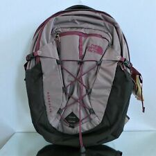 THE NORTH FACE Womens Borealis Backpack QUAIL GREY-AMRTHPR