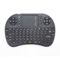 NEU 2.4G 2 Farbe Russian Wireless Mini Tastatur Air Maus Touchpad For Android TV