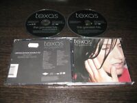Texas 2CD The Greatest Hits