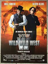 Affiche WILD WILD WEST Kenneth Brannagh WILL SMITH Kevin Kline 40x60cm *