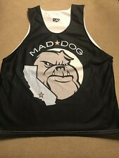 Men's Lacrosse Jersey Reversible #25 Mad Dogs Small