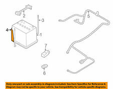SUBARU OEM 00-04 Outback 2.5L-H4 Battery-Tray Bracket Holder 82122AE00A